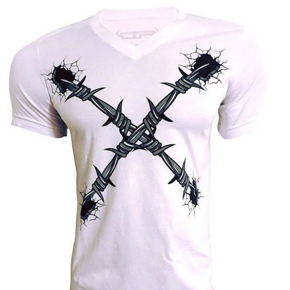 Other - New X barbed wire T-shirts.